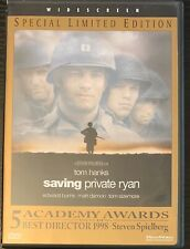 Saving Private Ryan (Dvd,1999, Special Limited Edition) Widescreen