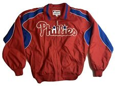 New listing Philadelphia Phillies Majestic Authentic Collection Jacket Coat Mens Large