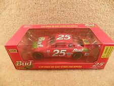 New 1997 Racing Champions 1:24 NASCAR Ricky Craven Bud Budweiser Monte Carlo #25