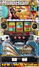 S-0063 Las Vegas Slot Maschine Spielautomat Geldspielautomat Einarmiger Bandit