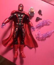 Marvel Legends X-men Magneto action figure Apocalypse BAF wave Loose