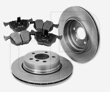2 Bremsscheiben + 4 Bremsbeläge BMW X3 E83 hinten | Hinterachse 320 mm