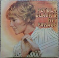 Petula Clark - Petula Clark's Hit Parade original 1966 vinyl LP