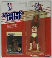 Starting Lineup Michael Jordan 1988 action figure