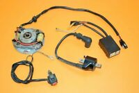 90-01 1994 RM80 RM 80 Electrical System CDI Stator Magneto Ignition Coil Kill
