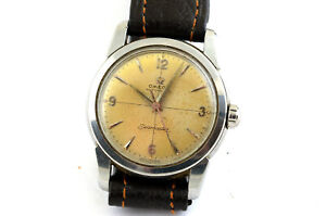 Vintage 1950's Omega Automatic Cal 471 Wristwatch 1956
