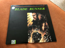 Blade Runner Laserdisc (Criterion Collection) - 1987 - Harrison Ford CLV