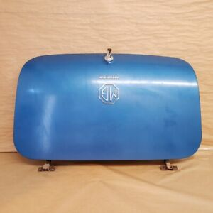 MG Midget 1960-70 Original Rear Trunk Boot Lid with Hinges Handle and Key OEM
