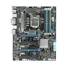 ASUS P8Z77 WS Intel Z77 Mainboard ATX Sockel 1155 Teildefekt  #309484