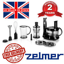 NEW Electric Kitchen ZELMER Hand Blender HB1320 Mixing cup ice crusher