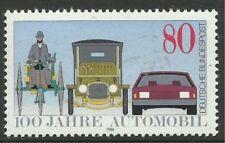 Sellos de Alemania y sus colonias de coches
