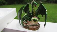 Dragon Figurine Guardian Of The Lightings Fury Dragonstone Collection Mib