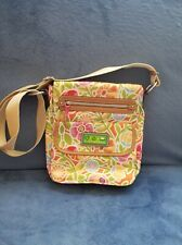 Lilly Bloom Women's Crossbody Bag Bright Floral Small