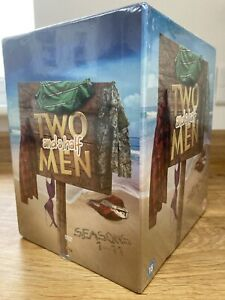 Two And A Half Men Series Box Set- Seasons 1-11 New & Sealed