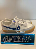 Nike Men's Killshot 2 White Royal Blue Gum Yellow Leather 10 (432997 124) jcrew