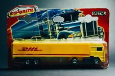 Majorette YELLOW DHL Truck Diecast Car Model [1/100]