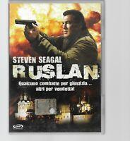 DVD RUSLAN STEVEN SEAGAL