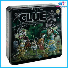 Disney Park Edition Cluedo Game The Twilight Zone Tower of Terror brand new