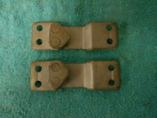 1960-63 CHEVY TRUCK  RH AND LH DOOR STRIKERS PAIR NEW 518
