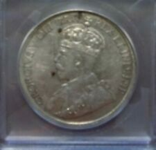 Canadian 1936 Silver Dollar Graded by ICG and Graded VF35