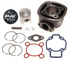 BIG BORE 70cc CYLINDER BARREL KIT HEAD compatible with PIAGGIO NRG 50 MC3 DD from 2000 LIQUI Unbranded