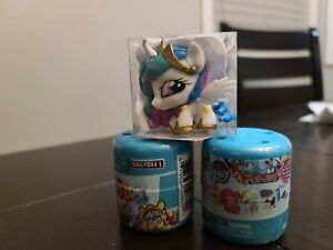 My Little Pony Fashems Series 10 Blind Boxes 2 sealed and the display figure