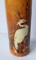 Vintage German Pottery Friedrich Grosskarben Mineral Jug Art Bottle Frankfurt