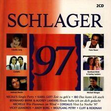 Schlager '97 (EMI) Bernhard Brink & Audrey Landers, Michelle, Frans Bau.. [2 CD]