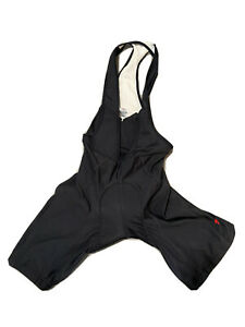SPECIALIZED  Cycling BIB Shorts  Sz L BLACK WHITE