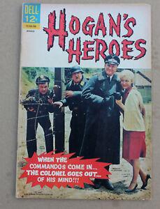 HOGAN'S HEROES #4 MARCH 1967 VG 4.0