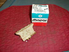 NOS MOPAR 1973-6 A/C VACUUM 6 PUSH BUTTON SWITCH