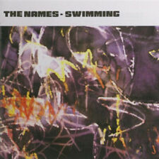 The Names : Swimming and Singles CD (2011) Incredible Value and Free Shipping!