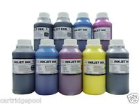 9x250ml Pigment refill ink for Epson Pro 7800 7880 9800 9880 4K