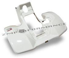 NEW SUZUKI LT 500 QUADRACER WHITE PLASTIC REAR FENDER LTR500 LT 500R