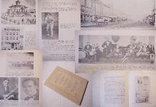 HS Schuy.Co PA history/SHENANDOAH POTTSVILLE BAND COAL MINE BREWERY Ritz uso war