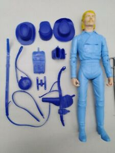 GENERAL CUSTER BLUE WITH FULL ACCESORIES BLUE HATS