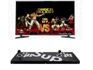Pandora's Box 9D Games Video Game Console arcade machine TV PC PS KOF pandoras
