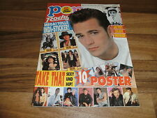 POP ROCKY  # 3 / 1993 mit AC/DC+TAKE THAT+LUKE PERRY+BON JOVI+FOTO COMIC