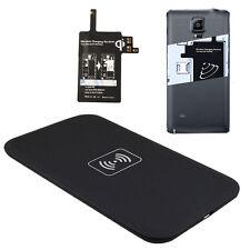 Qi Wireless Charging Pad With Receiver Tag Set Für Samsung Galaxy Note 4 Beliebt