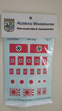 Aleran Miniatures 1/76 - 1/76 Scale  WWII Axis Flags