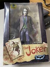 "NECA JOKER 7"" EXCLUSIVE, THE DARK KNIGHT - HEATH LEDGER FIGURE USA"