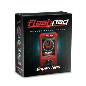 Superchips Programmer For Ford Diesel 1999-2015 Gas 1999-2015 Flashpaq F5 1845