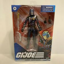 GI Joe Classified Series 06 Cobra Commander Exclusive Variant Misp Nice????
