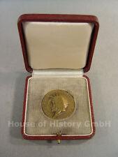 87987, Bronzene Meisterschafts Medaille des Deutscher Fechter Bund, Oktober 1954