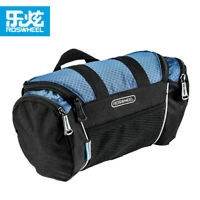 Roswheel Cycling Supplies 5L Bike Handlebar Bag Bicycle Front Tube Pocket Rack