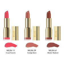 "1 MILANI Color Statement Lipstick - MLSN ""Pick Your 1 Color"" *Joy's cosmetics*"