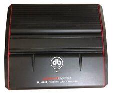 db Drive SA 1300.1D  Monoblock Amplifier / 1300 Watts