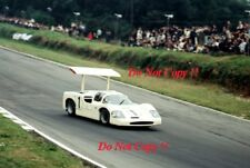Phil Hill & Mike Spence Chaparral 2F Winners BOAC 500 1967 Photograph 2