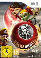 VOLKERBALL  AKA DODGEBALL              -----   pour WII