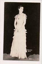 Vintage Postcard Virginia Valli American stage and film actress